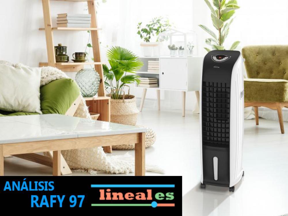 rafy 97, el evaporativo ideal