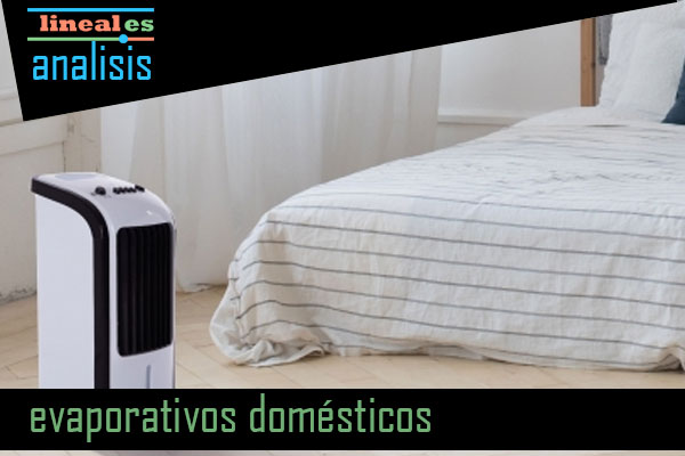 climatizador evaporativo domestico