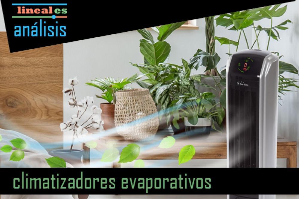 climatizador evaporativo analisis