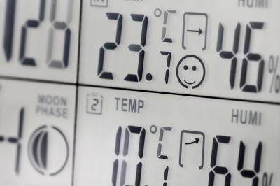 Las rangos de medición de una estación meteorologíca