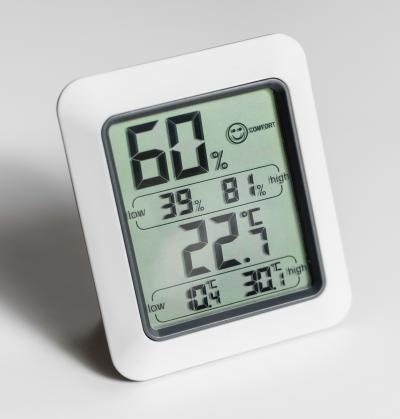 Controla el nivel de humedad de tu casa para evitar problemas respiratorios