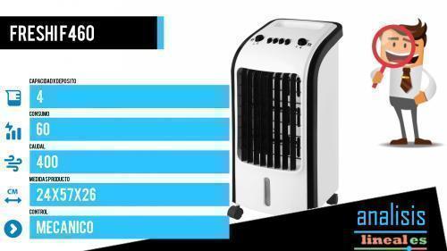 climatizador evaporativo economico