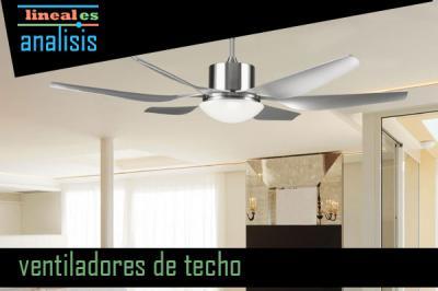 ventiladore de techo